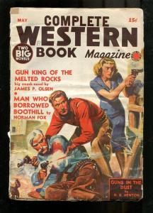 COMPLETE WESTERN PULP-1940-MAY-JAMES P. OLSEN-JW SCOTT G