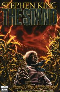 Stand, The: Soul Survivors #4 VF/NM; Marvel | save on shipping - details inside
