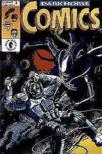 Dark Horse Comics #3 VF; Dark Horse | save on shipping - details inside
