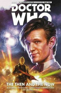 Doctor Who: The Eleventh Doctor Year Two HC #4 VF/NM; Titan | save on shippi
