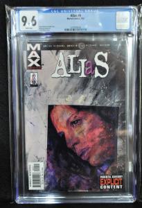 Alias #9 (Marvel, 2002) CGC 9.6