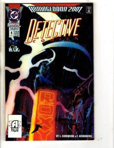 5 DC Batman Comics Detective Annual # 4 5 + Gallery 1 + Vs. Predator # 1 2 TP2