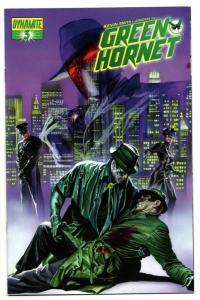 Green Hornet #3 (Dynamite, 2010) VF/NM