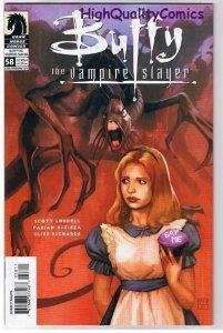 BUFFY the VAMPIRE SLAYER #58, NM+, Art cv, Joss Whedon,1998, more BtVS in store