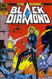 Black Diamond #1 FN; AC | save on shipping - details inside