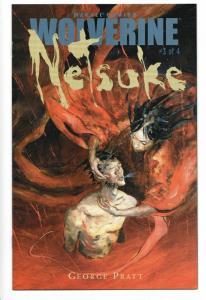 Wolverine: Netsuke #3 (Marvel, 2003) NM
