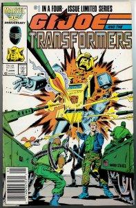 G.I. Joe & the Transformers #1