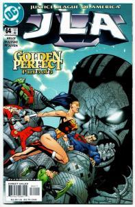 JLA Justice League of America #64 (DC, 2002) NM