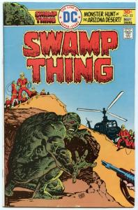 Swamp Thing 22 May 1976 Fi- (5.5)