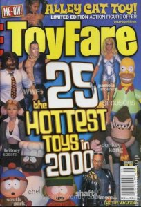 ToyFare: The Toy Magazine #33 FN; Wizard | save on shipping - details inside