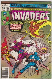 The Invaders #23 (1977)