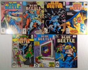 Blue Beetle #17 18 19 20 21 22 23 DC 1987