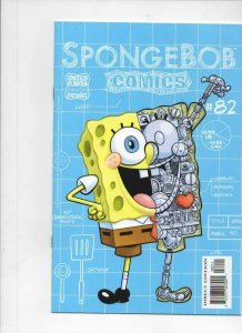 SPONGEBOB #82, NM, Square pants, Bongo, Cartoon comic, 2011 2018, more in store