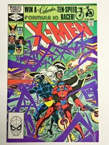 UNCANNY X-MEN#154 VF/NM 1982 MARVEL  BRONZE AGE COMICS