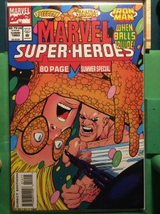 Marvel Super-Heroes #14 vol 2 80-page Summer Special