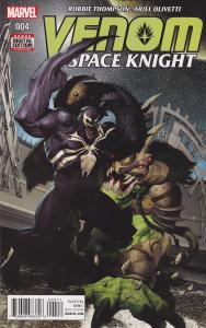 Venom Space Knight #4