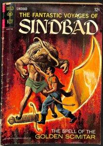 Fantastic Voyages of Sindbad #2 (1967)
