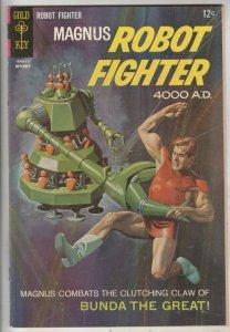 Magnus Robot Fighter #20 (Nov-67) NM- High-Grade Magnus Robot Fighter