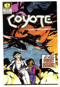 Coyote #1-1983-Comic book-Epic-First Issue-NM