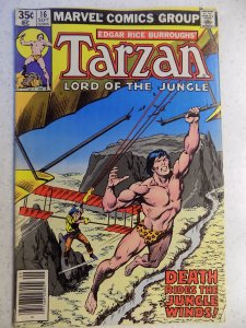 TARZAN LORD OF THE JUNGLE # 16