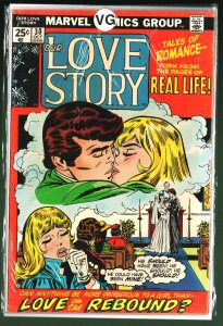 Our Love Story #30 (1974)