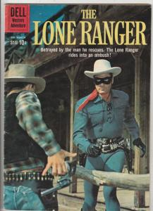 Lone Ranger, The #132 (Feb-60) FN/VF Mid-High-Grade The Lone Ranger, Tonto, S...
