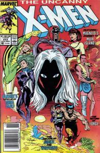 Uncanny X-Men, The #253 FN; Marvel | save on shipping - details inside