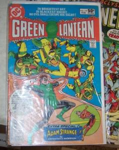 Green Lantern #137 (Feb 1981, DC) ADAM STRANGE SOLO BY INFANTINO