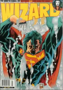 Wizard: The Comics Magazine #59B FN; Wizard | save on shipping - details inside