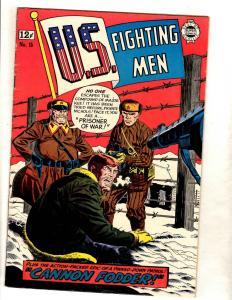 U.S. Fighting Men # 15 VG/FN Super Comics Silver Age Comic Book JL15