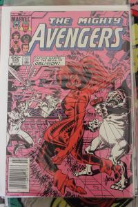 Avengers 245  FN/VF