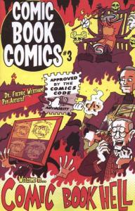 Comic Book Comics #3 VF; Evil Twin | save on shipping - details inside