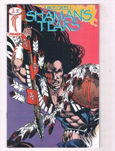 Shamans Tears #2 VF Image Comics Comic Book Grell Aug 1993 DE44