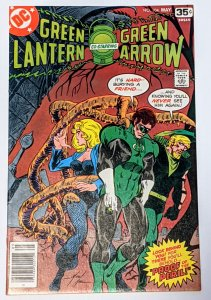Green Lantern #104 (May 1978, DC) VF 8.0 Airwave II appearance Mike Grell cover