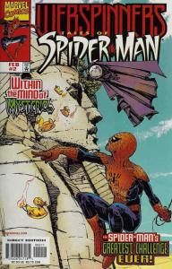 Webspinners: Tales of Spider-Man #2A VF/NM; Marvel   save on shipping - details