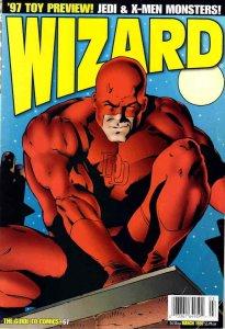 Wizard: The Comics Magazine #67B VG; Wizard | low grade comic - save on shipping