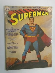 Superman DC Treasury Edition #C-31 4.0 VG Bagged and Boarded (1974)