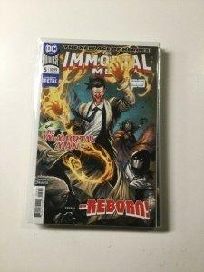 The Immortal Men #5 (2018) HPA