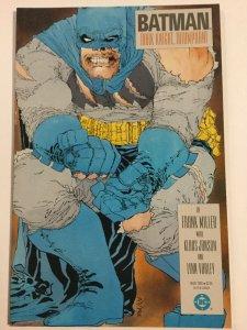 Batman: The Dar Knight 2 Near Mint Nm Prestige Third 3rd Print Dc