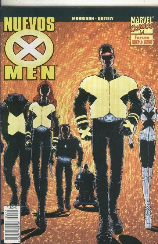 X Men volumen 2 numero 73