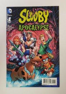 Scooby Apocalypse #1 Jim Lee Cover DC Comics 2016 NM  Scooby Doo