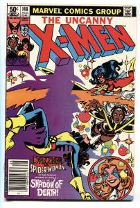 X-MEN #148 First appearance of CALIBAN Newsstand variant ed