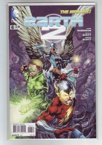EARTH TWO (2012 DC) #6 NM- A39155