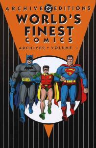 World's Finest Archives TPB #1 (2nd) VF/NM; DC | save on shipping - details insi