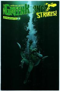 Green Hornet Strikes #2 (Dynamite, 2010) VF