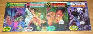 Re-Animator: Dawn of the Re-Animator! #1-4 complete series H.P. LOVECRAFT 2 3