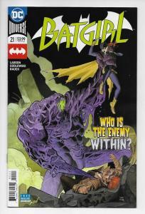 Batgirl #21 Rebirth Main Cvr (DC, 2018) NM