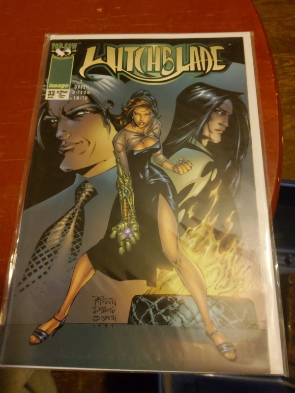 Witchblade (NL) #18