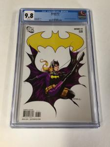 Batgirl 17 Cgc 9.8 White Pages Dc