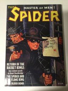The Spider 3 Nm Near Mint Pulp Reprint